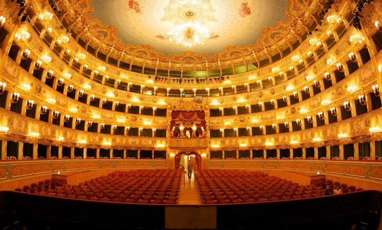 14 dicembre 2003 riapertura Teatro LaFenice