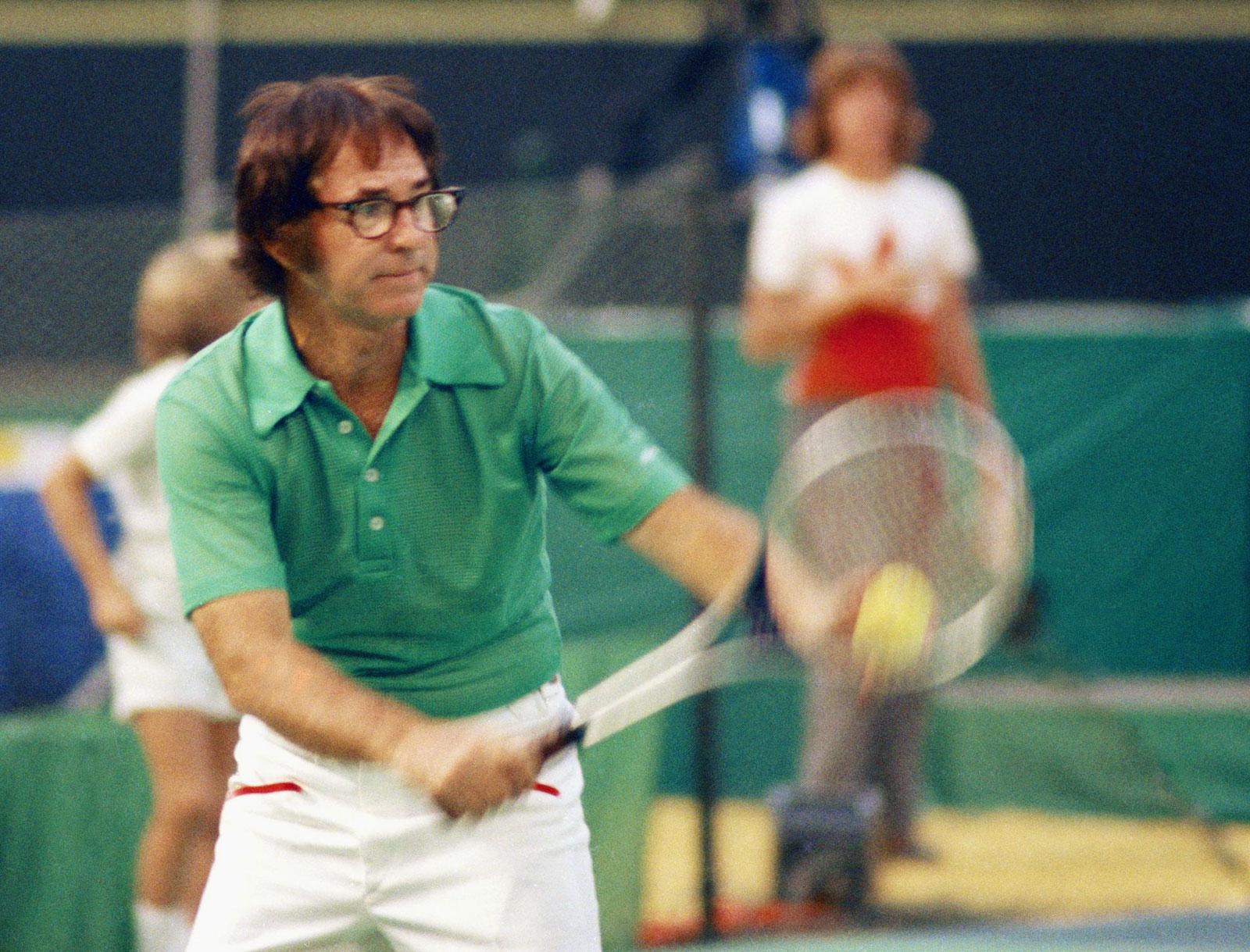 Chi era Bobby Riggs, il tennista gentiluomo