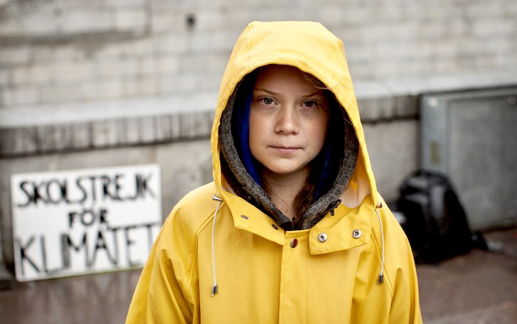 "Photo of Coronavirus, Greta Thunberg è in isolamento: ""Ho i sintomi"""
