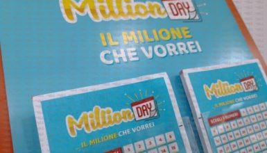 Million day del 24 marzo: i numeri vincenti di oggi
