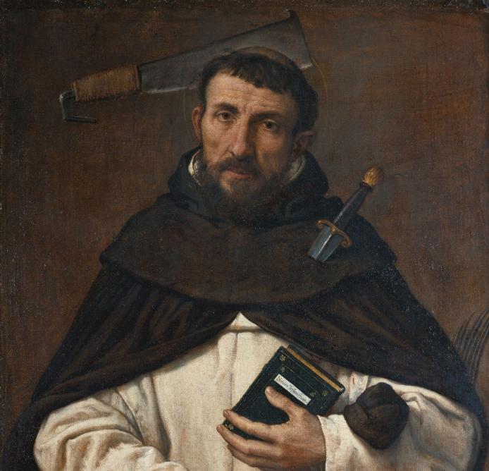 Photo of Il Santo del giorno 6 aprile: San Pietro da Verona, protettore delle emicranie
