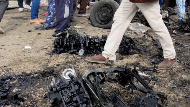 Photo of Attacco suicida in un mercato di Baghdad: almeno otto morti