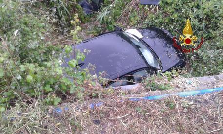 Photo of Precipita in un canale con l'auto: salvata grazie al  Gps