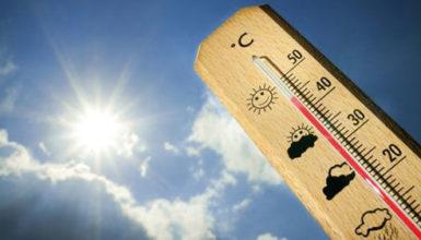 Meteo in Campania, la tregua è finita: temperature oltre i 35 gradi