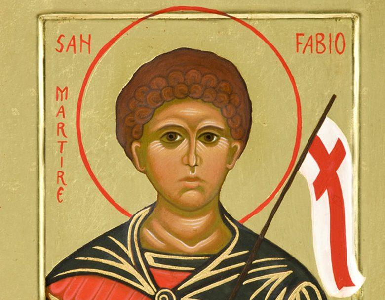 Photo of Santo del giorno 11 maggio, oggi si venera San Fabio martire