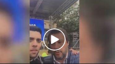 selfie-salvini-salerno-video