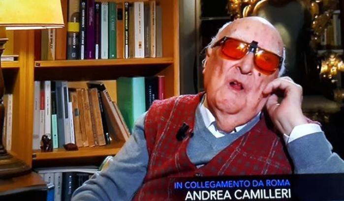 Andrea Camilleri ricoverato