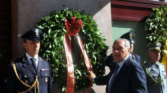 """Photo of Carabiniere ucciso, Grasso su foto dell'indagato: """"Mai scendere al livello dei criminali"""". E ricorda l'arresto di Provenzano"""