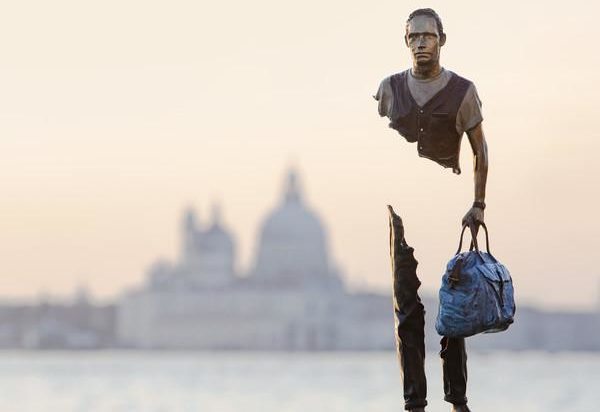 Bruno-Catalano-Angelo-scultura-bronzo-2018