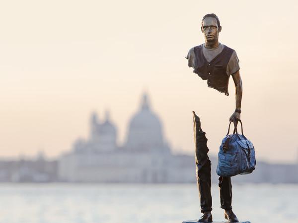 Photo of Sculture in viaggio: a Venezia la mostra diffusa di Bruno Catalano