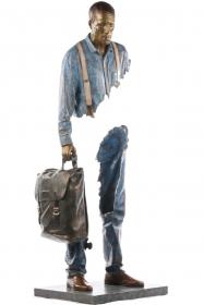 Bruno-Catalano-Bachir-scultura-bronzo