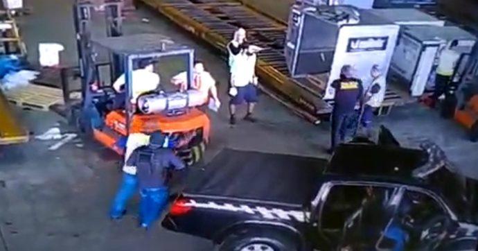 Photo of Brasile, rapina da film: colpo da 30 milioni all'aeroporto di San Paolo