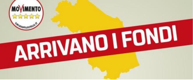 """Photo of """"Arrivano i fondi per il Molise"""" ma pubblicano l'immagine delle Marche: gaffe del Movimento 5 Stelle"""