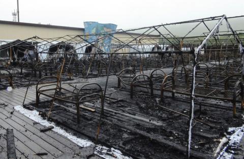 Photo of Russia: tragedia al campeggio, un incendio porta via la vita di 4 bambinia