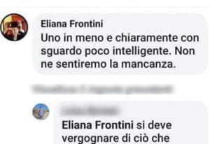 Aveva insultato il carabiniere ucciso, sospesa l'insegnante Eliana Frontini