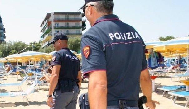 rimini-polizia-spiaggia