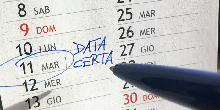 Photo of Data certa sui documenti, quali modalità esistono per ottenerla