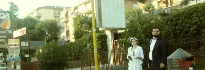 sposi-autobus-foto-Roma