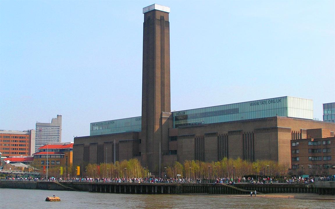 Bambino-Tate-Modern-Gallery-Londra