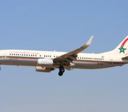 Fumo-aereo-Royal-Air-Maroc