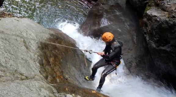 Morti-Gordona-canyoning