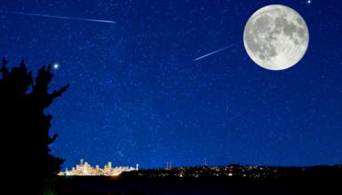 Notte di San Lorenzo, occhi al cielo per vedere le stelle cadenti