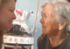 """Anziana con l'Alzheimer riconosce la nipote e le dice """"ti amo"""" – IL VIDEO"""