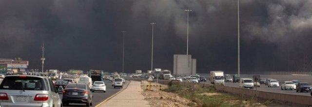 arabia-saudita-incendio-stazione-treni