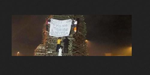 Photo of Falò contro i collaboratori di giustizia, condannato il figlio del boss Imparato