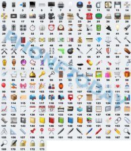 emoticon-whatsapp-significato-oggetti-768x886