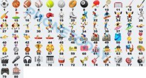 emoticon-whatsapp-significato-sport
