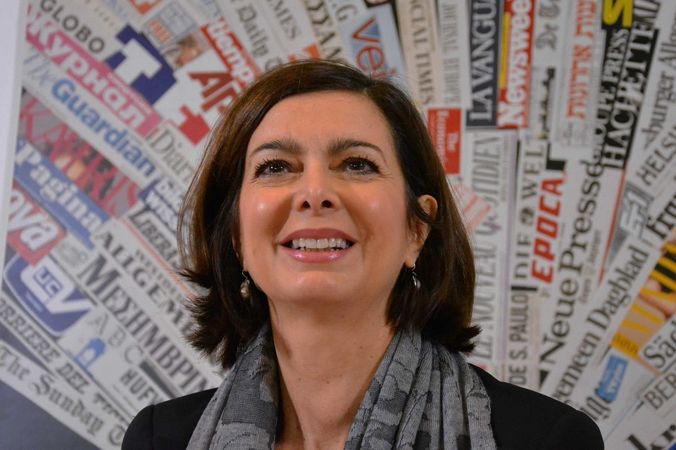 """Photo of Laura Boldrini entra nel Partito Democratico: """" Decisione non legata all'uscita di Renzi"""""""