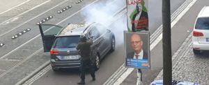 """Attentato in Germania, arrestato il responsabile: """"Gli ebrei radice del male"""""""