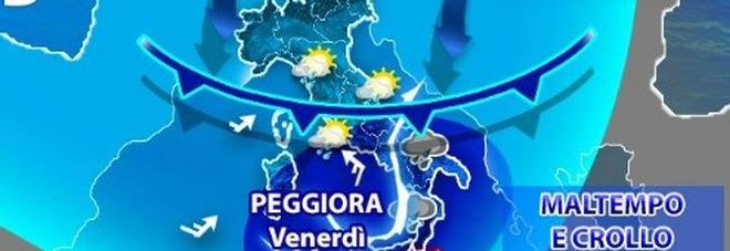 meteo-cambio-temperature-questa-settimana