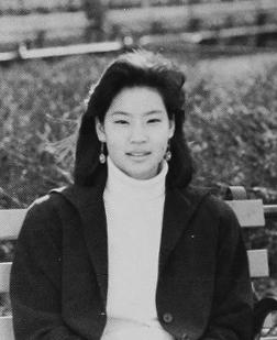 Lucy Liu alle High School Senior
