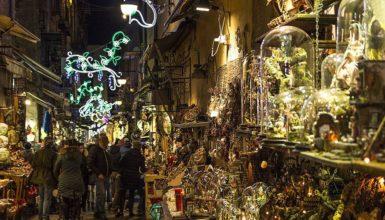 Natale 2019: come trascorrerlo in Campania