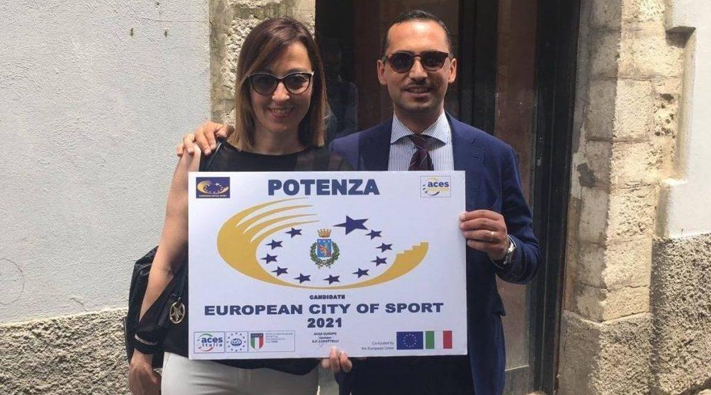 Potenza european city of sport 2021