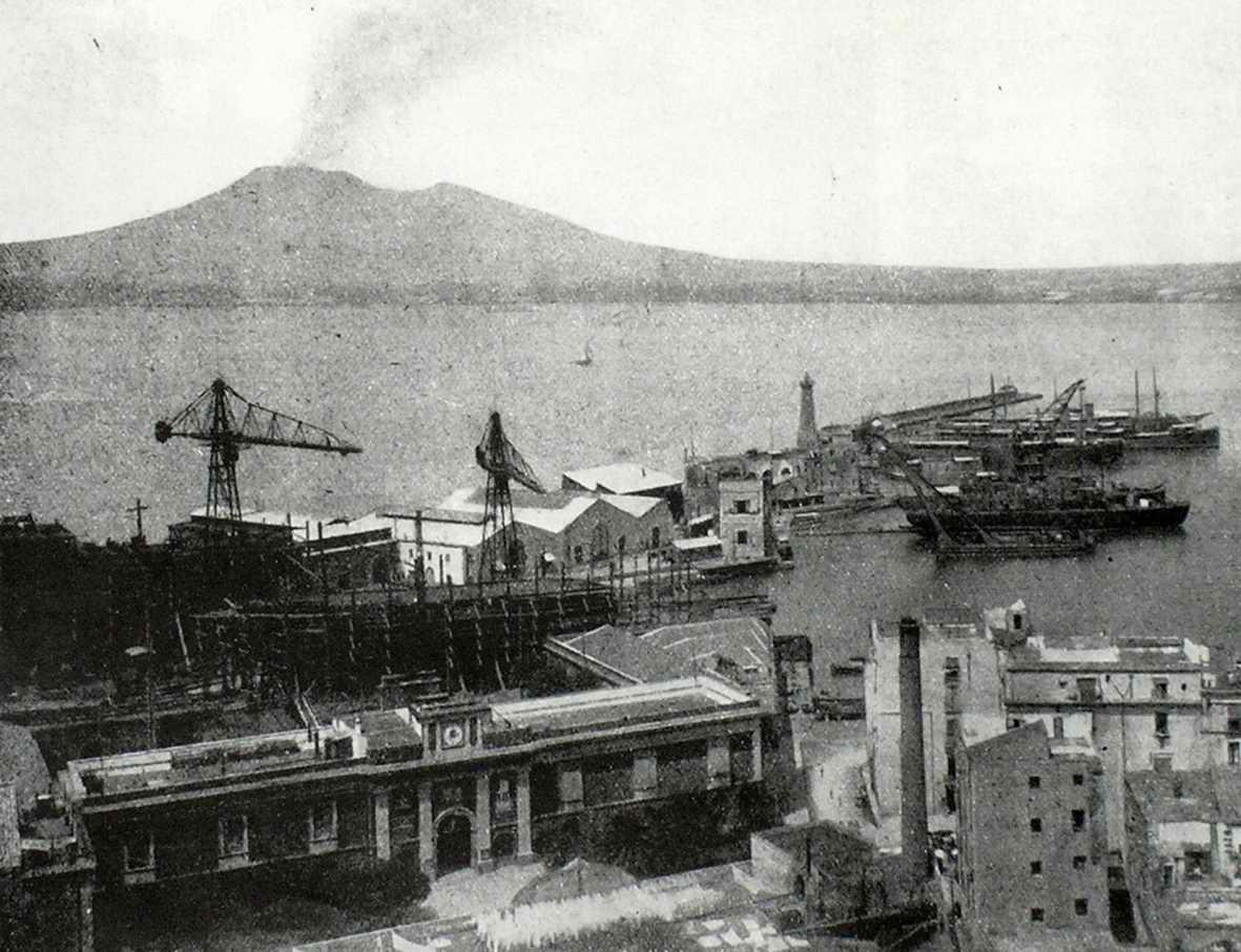 Photo of Castellammare di Stabia: il primo cantiere navale del Mediterraneo