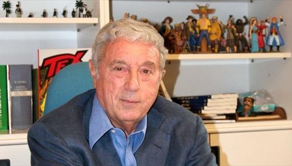 Photo of Sergio Bonelli: biografia, successi e morte del celebre fumettista ed editore italiano