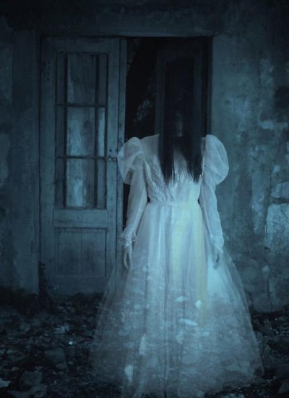 donna fantasma