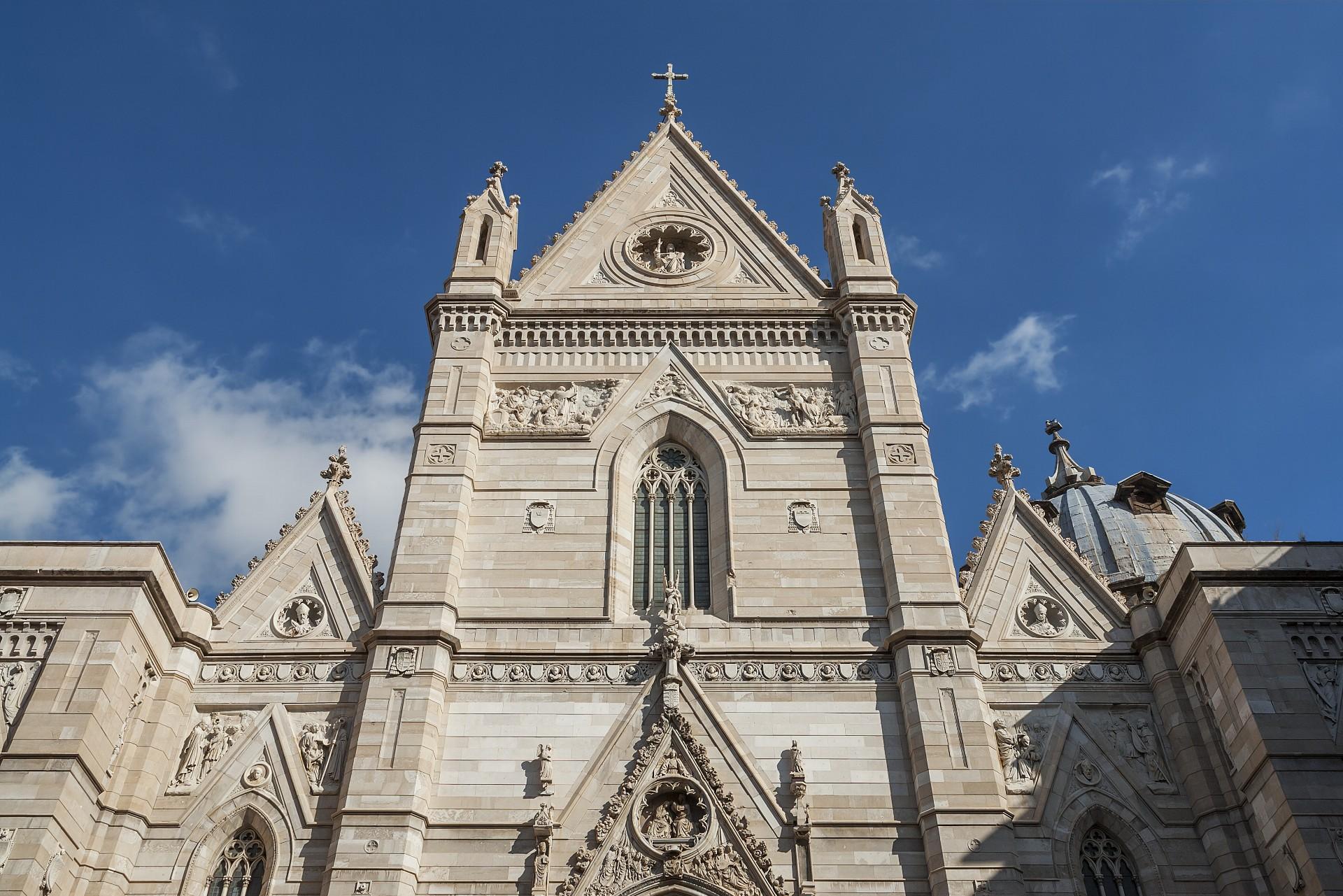 Photo of Il Duomo di Napoli: la casa di San Gennaro