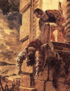 morte di Andrea d'Angiò
