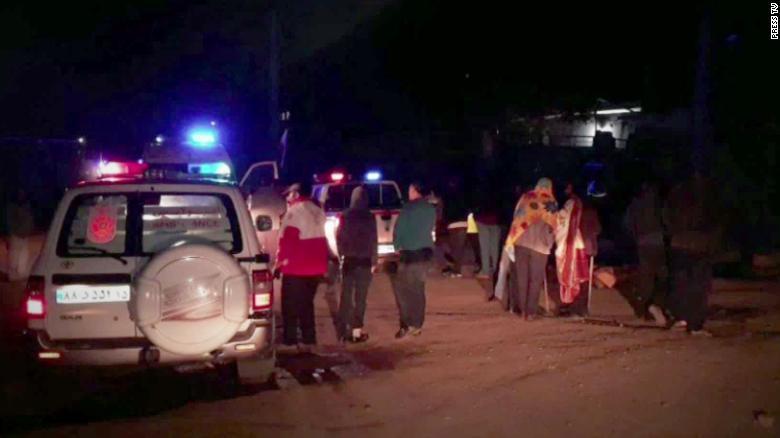 Terremoto-iran-morti-feriti-8-novembre
