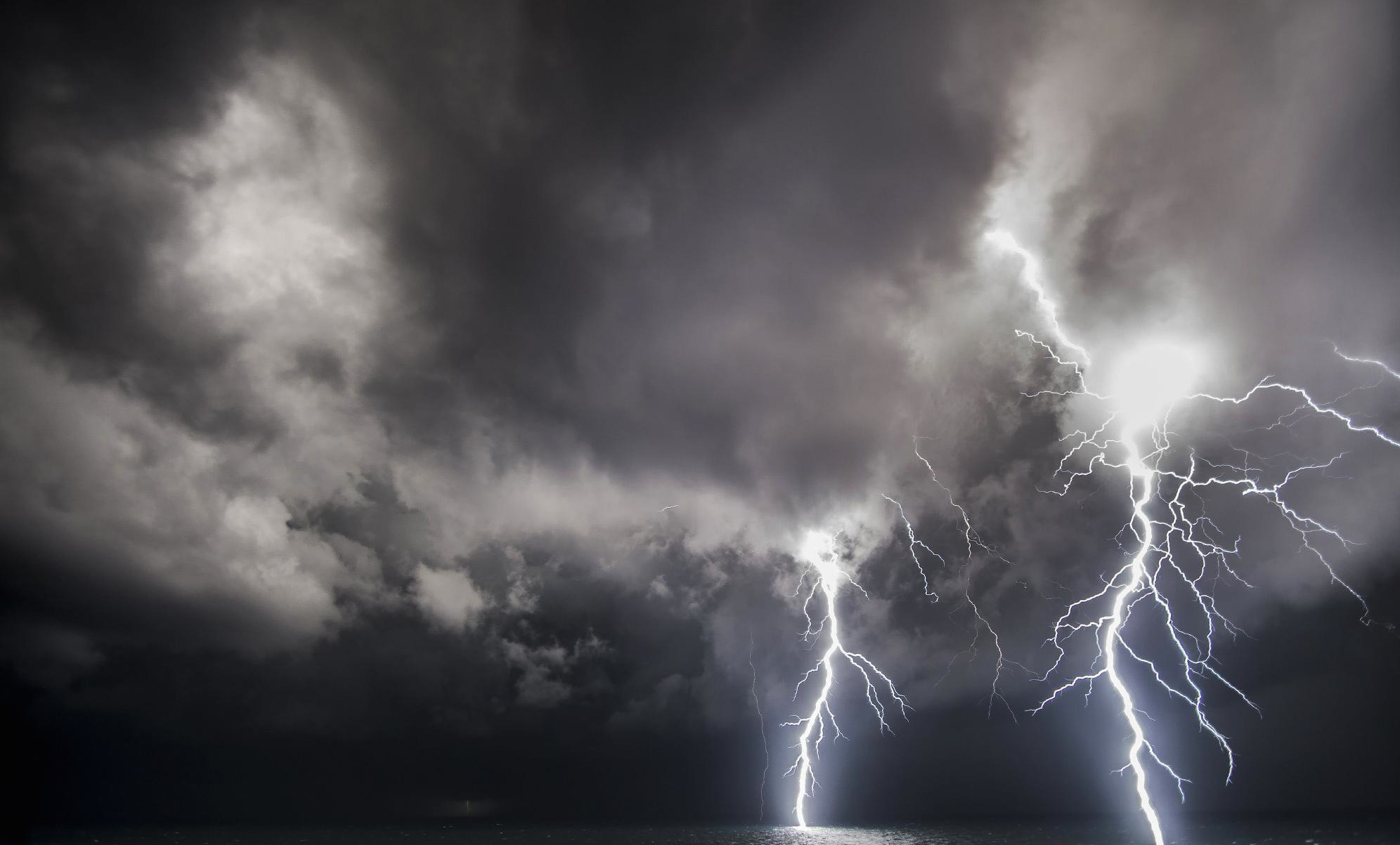 Photo of Prorogata l'allerta meteo in Campania, temporali fino alle 18 di venerdì