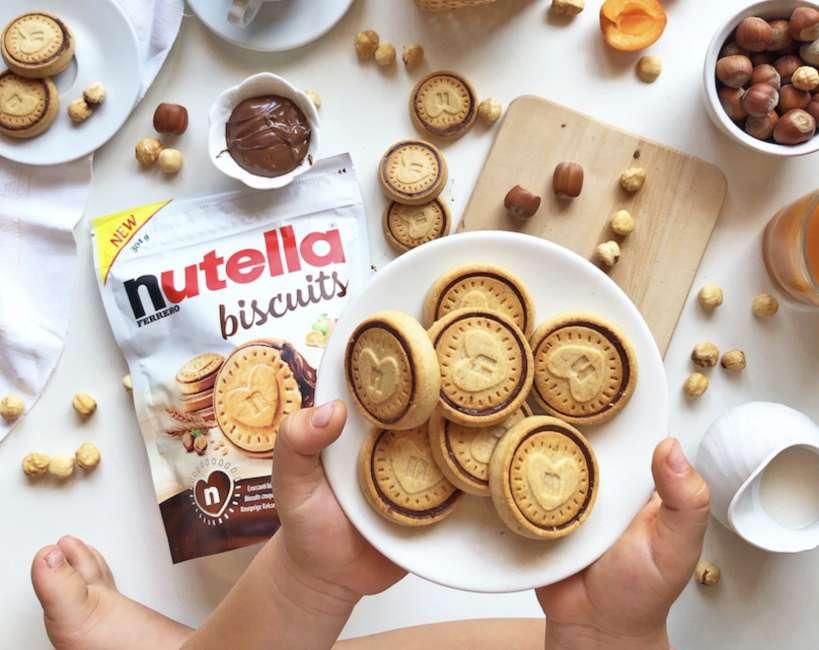 Photo of Tutti pazzi per i Nutella Biscuits, la Ferrero raddoppia la produzione