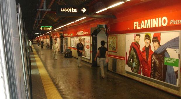 roma-militare-donna-morta-stazione-flaminio