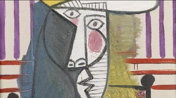 busto-di-donna-picasso-sfregiato-londra