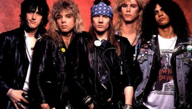I Guns N'Roses tornano in Italia: tappa unica a giugno