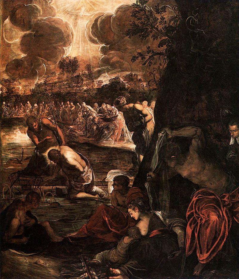 Il Battesimo Di Gesu I Dettagli Narrati Nei Vangeli Sinottici
