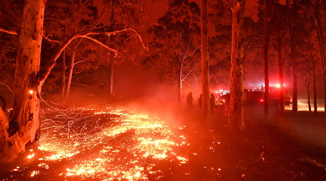 Photo of Incendi Australia: 180 denunciati per aver appiccato il fuoco, tra loro anche 40 minorenni